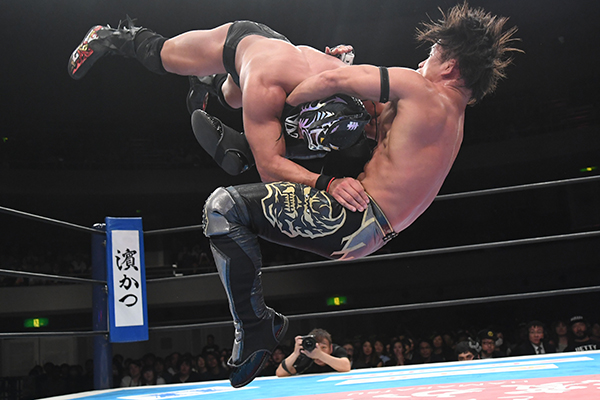 "NJPW: ""Best of the Super Jr. 26"" Día 1 Cae Dragon Lee, gana Titán 9"