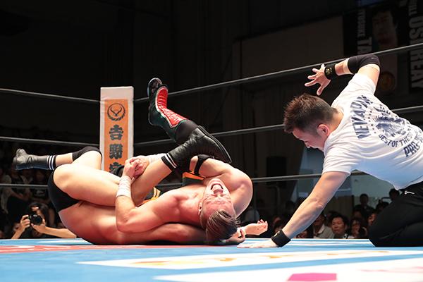 "NJPW: ""Best of the Super Jr. 26"" Día 9 Choque entre mexicanos 8"