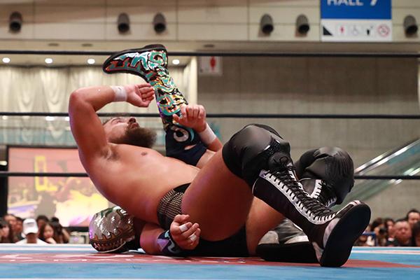 "NJPW: ""Best of the Super Jr. 26"" Día 10 Empate en la cima, Grupo B 4"