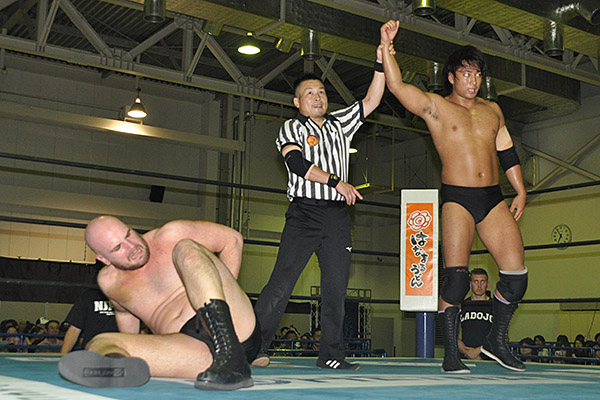 """NJPW: """"Road to Destruction 2019"""" Días 5 y 6 LIJ mantiene dominio 3"""