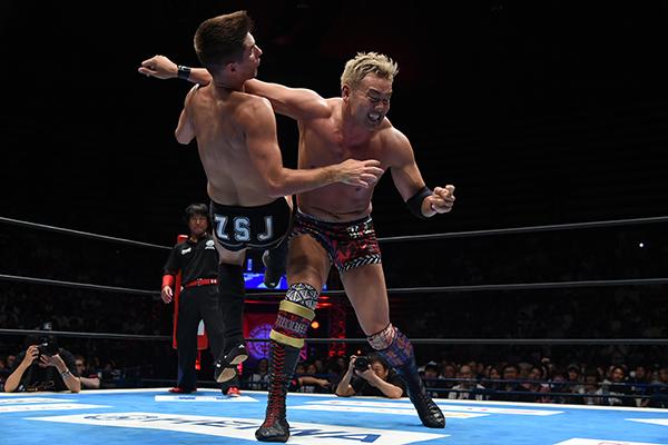 "NJPW: ""G1 Climax 29"" Día 3 KENTA supera a Tanahashi 5"