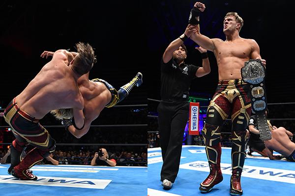 "NJPW: ""G1 Climax 29"" Día 3 KENTA supera a Tanahashi 4"