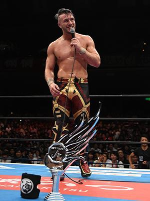 Will Ospreay gana el BOSJ26 y anuncia su cambio permanente a Japón 6