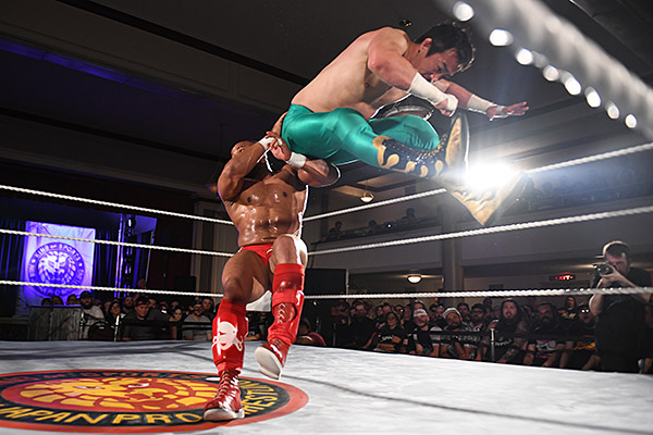 """NJPW: """"Super J-Cup 2019"""" Avanzan los mexicanos 5"""