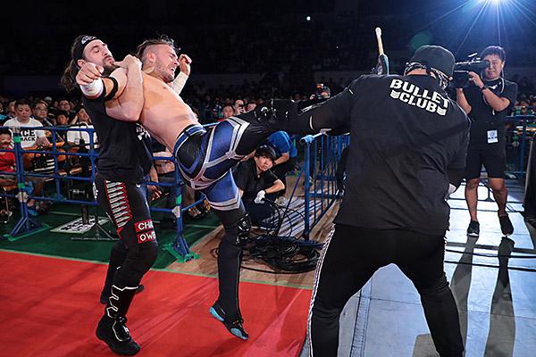 """NJPW: """"G1 Climax 29"""" Días 9 y 10 Okada y Moxley, imbatibles 3"""