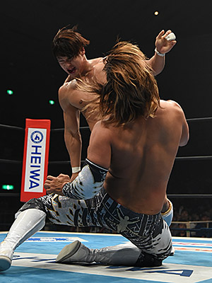 """NJPW: """"G1 Climax 29"""" Día 13 Ibushi acecha el liderato 5"""