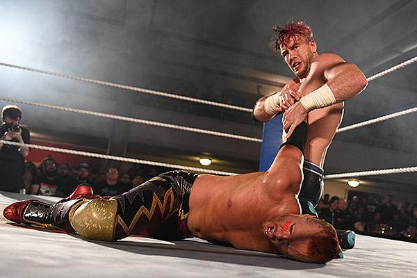 """NJPW: """"Super J-Cup 2019"""" Avanzan los mexicanos 9"""