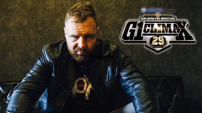 """「『G1』はあらゆるスポーツの中でも一番タフで、狂暴な闘いだと思ってる」""""話題騒然""""ジョン・モクスリーに直撃インタビュー!!"""