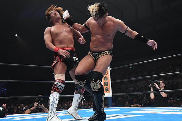 """NJPW: """"G1 Climax 29"""" Día 4 Taichi usa guante metálico sobre Naito 6"""