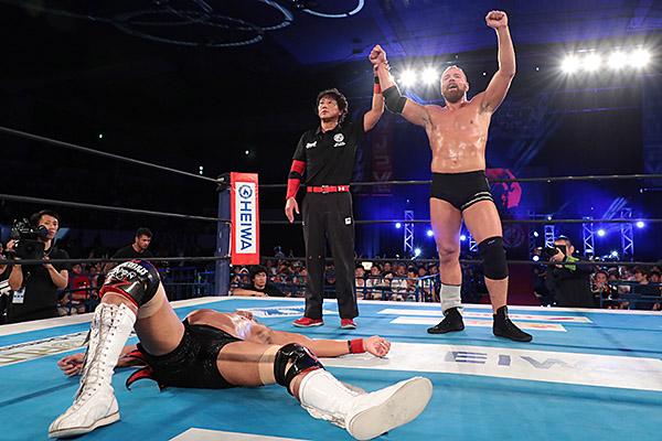 """NJPW: """"G1 Climax 29"""" Días 9 y 10 Okada y Moxley, imbatibles 11"""