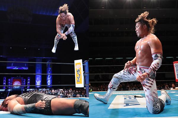 """NJPW: """"G1 Climax 29"""" Día 11 ¿Quién detiene a Okada? 5"""