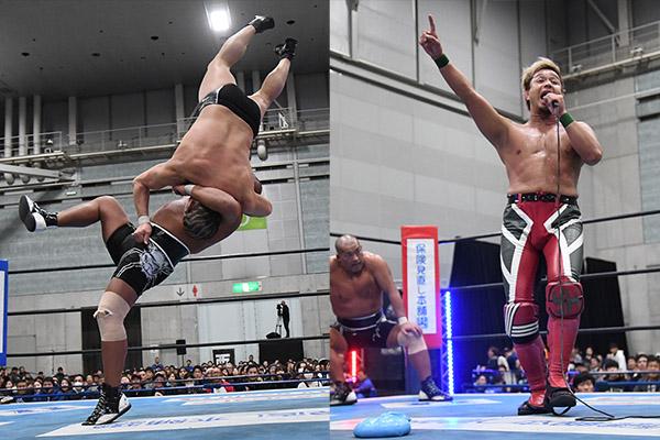 "NJPW: ""World Tag League 2019"" Días 12 al 16 7"
