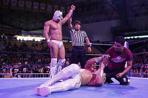 """NJPW: """"Super J-Cup 2019"""" Gran Final, El Phantasmo es el vencedor 3"""