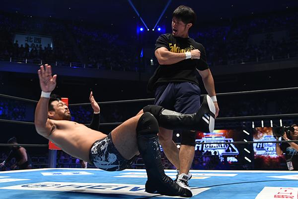 """NJPW: """"G1 Climax 29"""" Final Kota Ibushi el vencedor, KENTA se une al BC 5"""