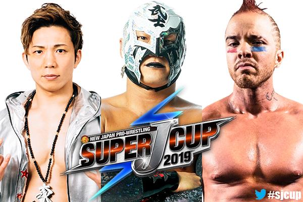 """NJPW: Más participantes de la """"Super J-Cup 2019"""" va Soberano Jr. 3"""