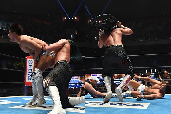 """NJPW: """"G1 Climax 29"""" Final Kota Ibushi el vencedor, KENTA se une al BC 7"""