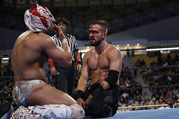 """NJPW: """"Super J-Cup 2019"""" Gran Final, El Phantasmo es el vencedor 6"""