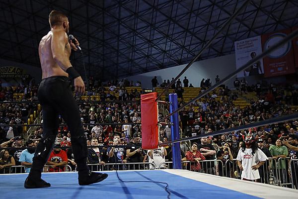 NJPW: El Phantasmo se disculpó por insulto público a Will Ospreay 3
