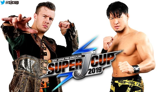 【『SUPER J-CUP』2回戦、サンフランシスコ大会の全カード決定】オスプレイvs SHO! 田口vsリー! TJP vsファンタズモ! カリスティコvsソベラーノ!