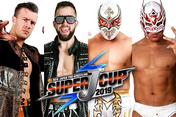 """NJPW: """"Super J-Cup 2019"""" Gran Final, El Phantasmo es el vencedor 2"""