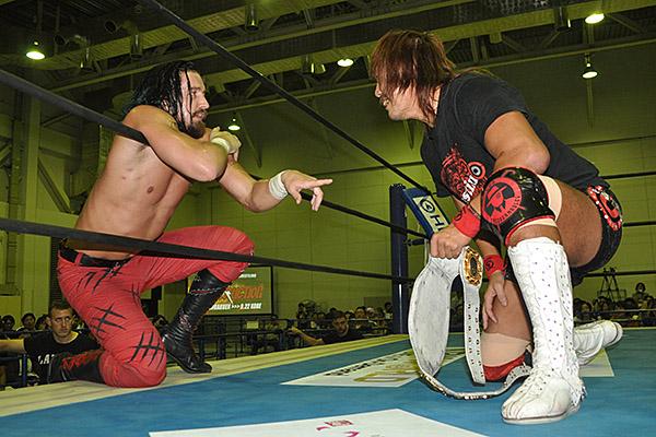 """NJPW: """"Road to Destruction 2019"""" Días 5 y 6 LIJ mantiene dominio 4"""