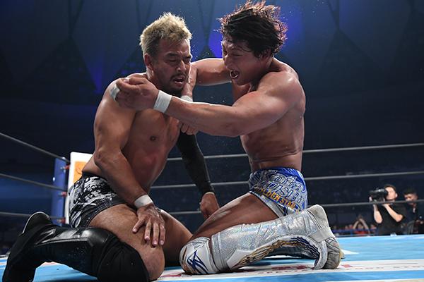 "NJPW: ""Destruction in Kagoshima 2019""Ibushi gana a KENTA 7"
