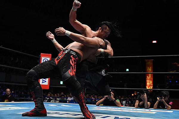 """NJPW: """"Destruction in Kobe 2019"""" White somete a Naito 5"""