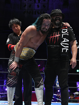 """NJPW: """"Destruction in Kobe 2019"""" White somete a Naito 6"""
