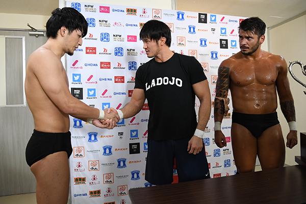 """NJPW: """"Destruction in Kobe 2019"""" White somete a Naito 4"""