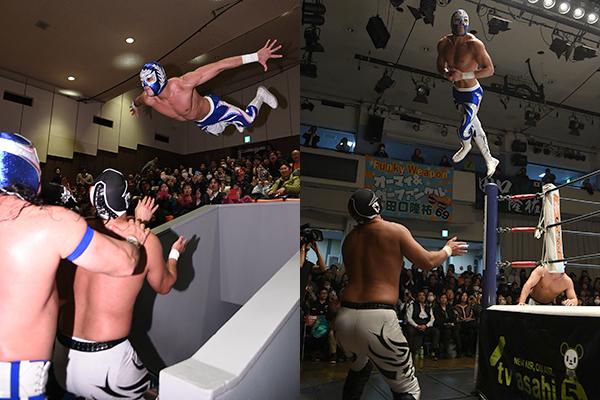 """NJPW/CMLL: """"Fantasticamania 2020"""" Emocionante torneo de Parejas Familiares 3"""