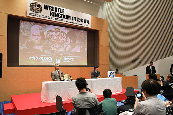 NJPW: Es oficial, Okada vs. Ibushi para Wrestle Kingdom 14 3
