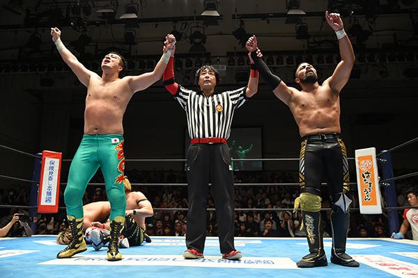 """NJPW: """"Super Jr. Tag League 2019"""" Días 9 y 10, nuevos líderes 5"""