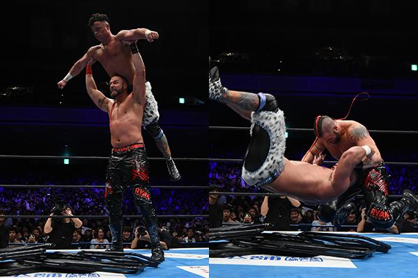 "NJPW: ""King of Pro Wrestling 2019"" Okada e Ibushi retienen 4"