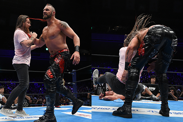 "NJPW: ""King of Pro Wrestling 2019"" Okada e Ibushi retienen 5"