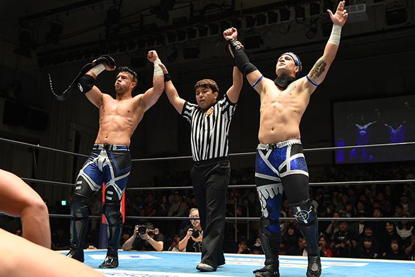 """NJPW: """"Super Jr. Tag League 2019"""" Días 9 y 10, nuevos líderes 2"""