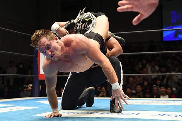 """NJPW: """"Super Jr. Tag League 2019"""" Días 9 y 10, nuevos líderes 3"""