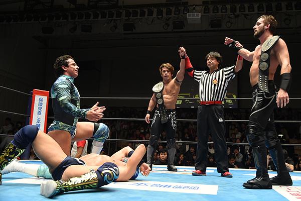 """NJPW: """"Super Jr. Tag League 2019"""" Días 9 y 10, nuevos líderes 4"""