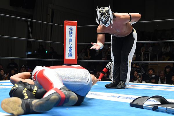 "NJPW: ""Super Jr. Tag League 2019"" Equipo mexicano triunfa 3"