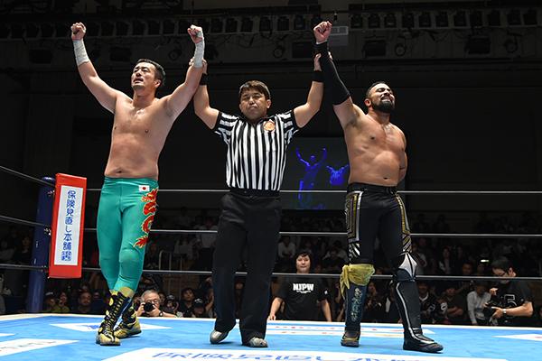 "NJPW: ""Super Jr. Tag League 2019"" Equipo mexicano triunfa 2"