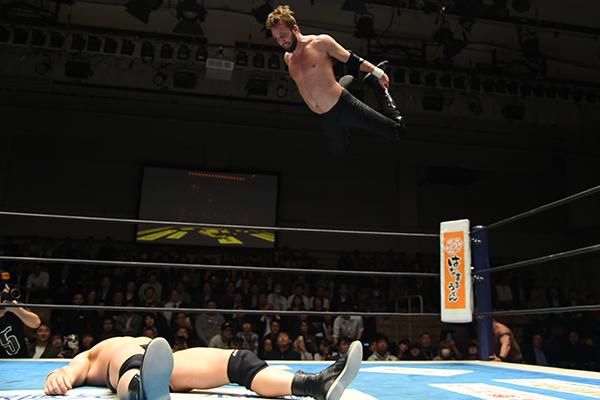 """NJPW: """"Super Jr. Tag League 2019"""" Días 9 y 10, nuevos líderes 7"""