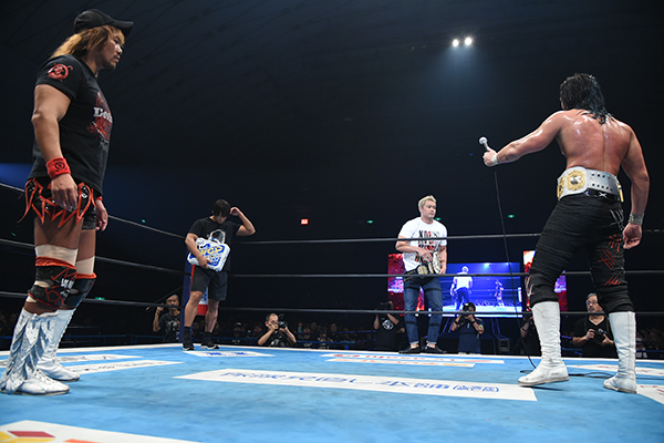 "NJPW: ""Power Struggle 2019"" White y Roppongi 3K triunfan, hay nuevos retos 11"