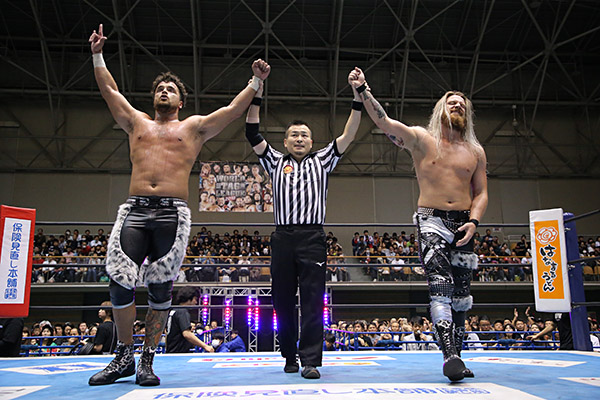 "NJPW: ""World Tag League 2019"" Inicia el torneo 2"