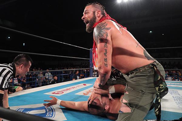 """NJPW: """"World Tag League 2019"""" Días 6 y 7 - Tres equipos líderes 9"""