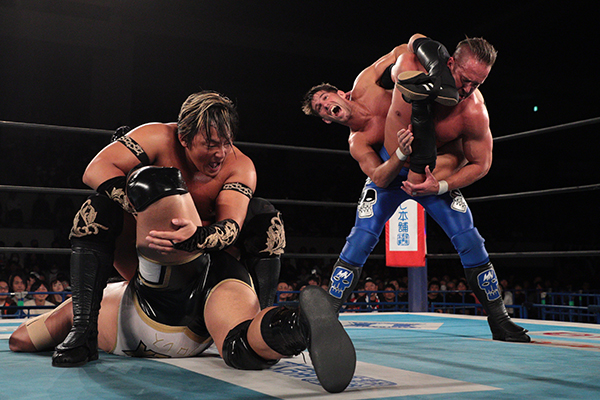 """NJPW: """"World Tag League 2019"""" Días 6 y 7 - Tres equipos líderes 14"""