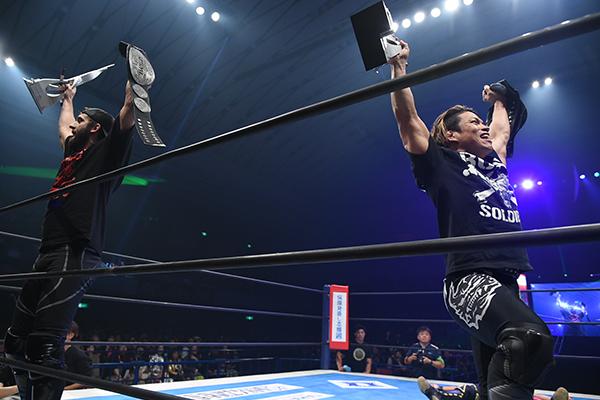 "NJPW: ""Power Struggle 2019"" White y Roppongi 3K triunfan, hay nuevos retos 7"