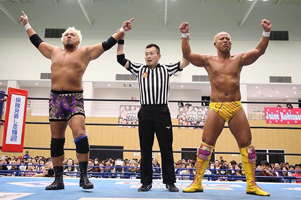 """NJPW: """"World Tag League 2019"""" Días 6 y 7 - Tres equipos líderes 4"""