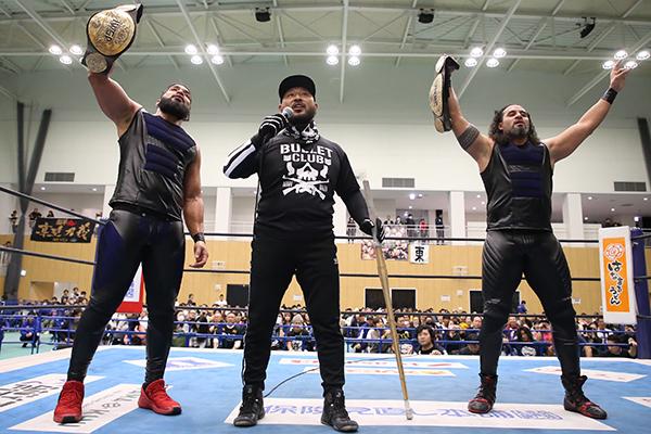 """NJPW: """"World Tag League 2019"""" Días 6 y 7 - Tres equipos líderes 8"""