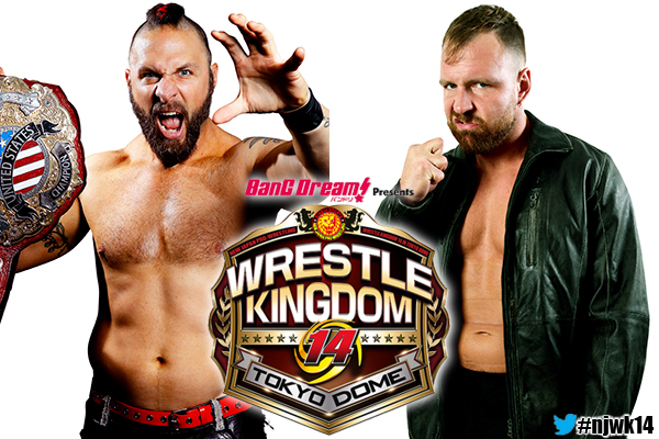 NJPW: Carteles para Wrestle Kingdom 14 9