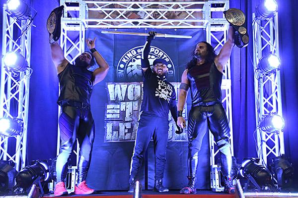 "NJPW: ""World Tag League 2019"" Días 12 al 16 5"
