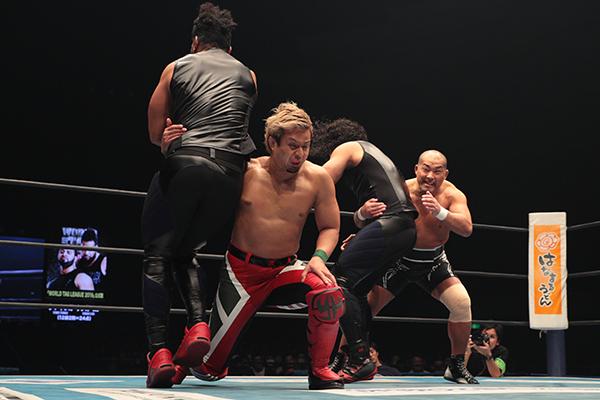 "NJPW: ""World Tag League 2019"" Robinson y Finlay ganan la final 3"
